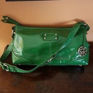 The Sak Leather Shoulder Bag!!